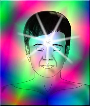 Third Eye Point for EFT Heart & Soul Protocol by Silvia Hartmann